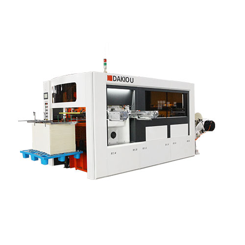 PY-950/1100/1200/1300 Roll Die Cutting Machine