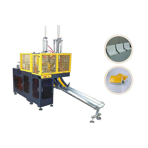 ZCHJ-D Full-Automatic Paper Dinner Case Machine(PE Air Heating Type)
