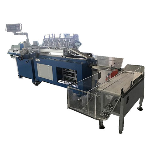 ZGJ-D Paper Drinking Straw Forming Machine