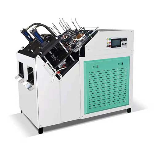 ZP-D400 paper plate forming machine
