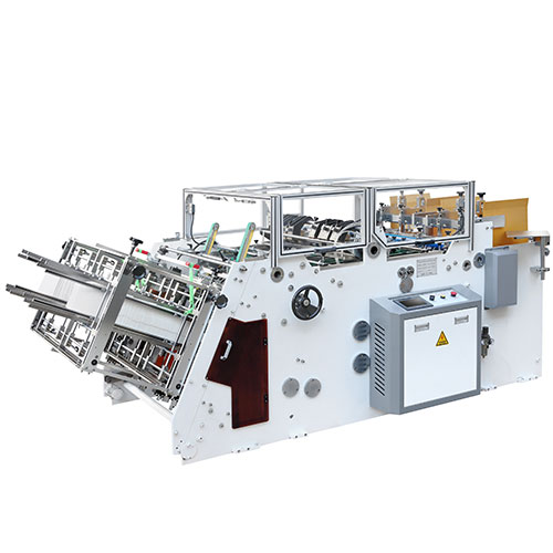 HBJ-D1200 (double lanes) Paper carton erecting machine