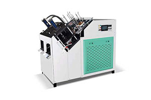 paper plate forming machine supplier